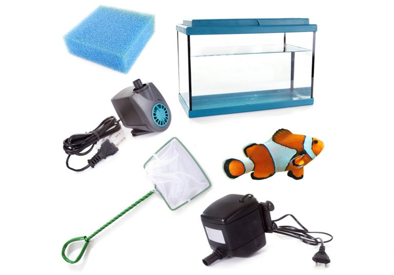 Aquarium Set-Up Equipment