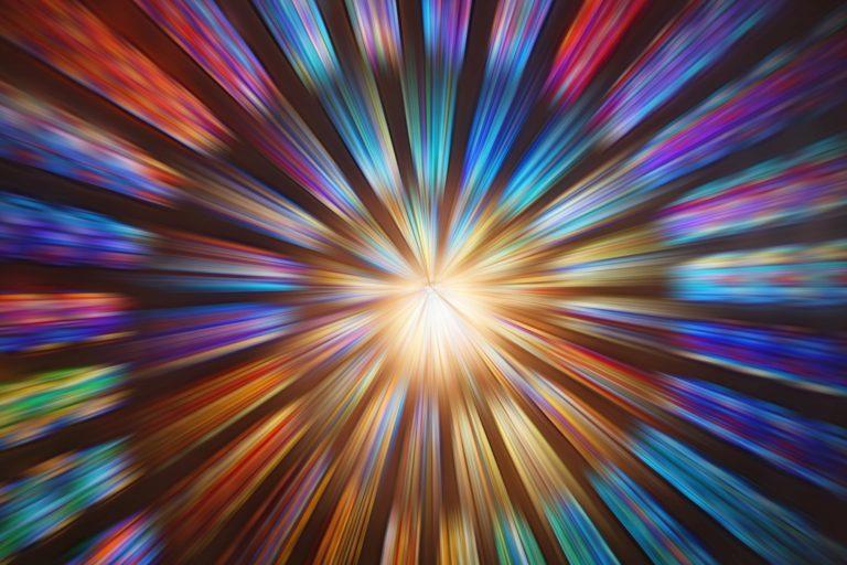 Multicolored Light